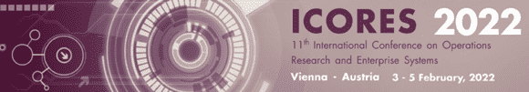 11th International Conference on Operations Research and Enterprise Systems (ICORES)