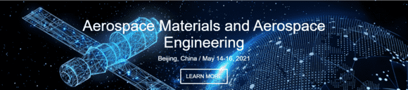 5th International Conference on Aerospace Materials and Aerospace Engineering (AMAE 2021)