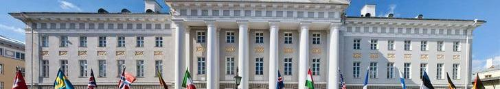 Header image for University of Tartu, School of Economics and Business Administration